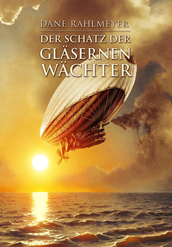 Der Schatz der gläsernen Wächter Cover 2011 by Colin Winkler