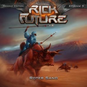 Rick Future 05 Frontcover