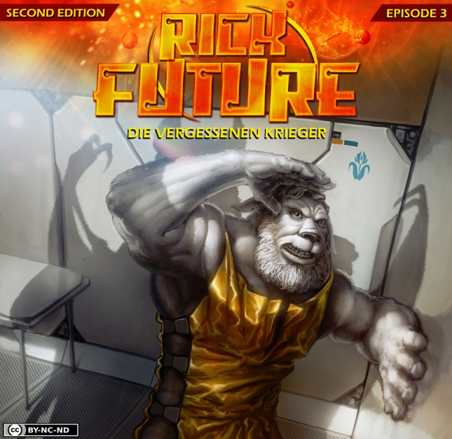 Rick Future 3SE Front