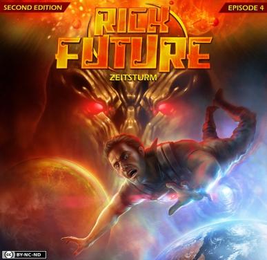 Rick Future 4 Cover