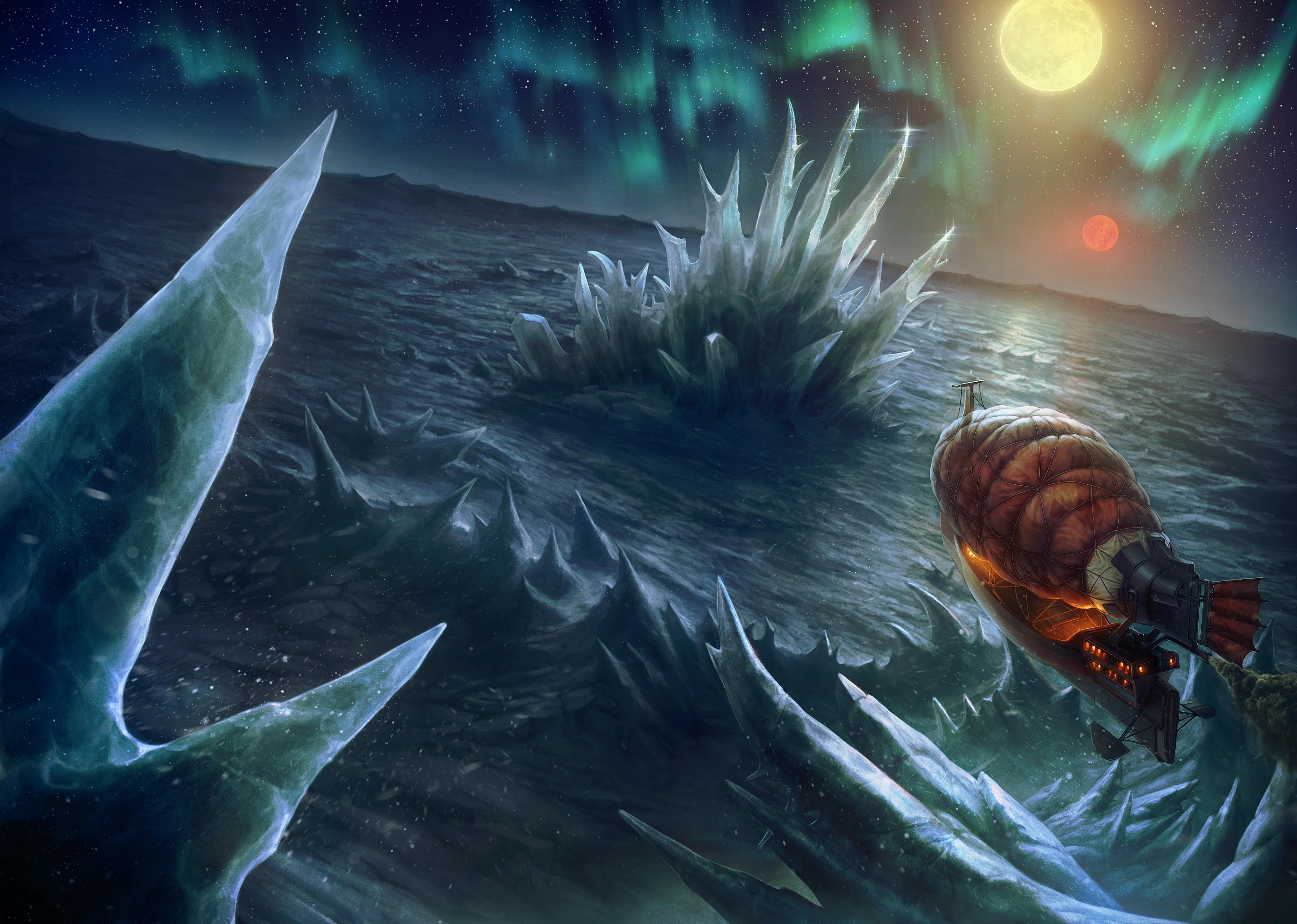 Das Schwert der Todlosen Königin - Illustration 2b